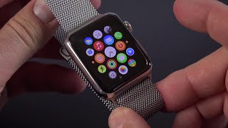 Apple Watch  Unboxing and Review