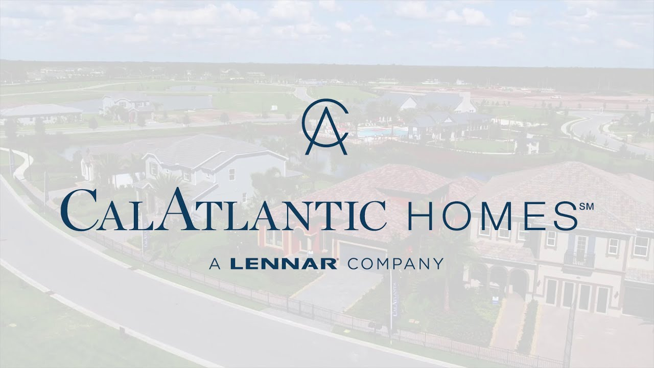 Lennar Welcomes CalAtlantic Homes - YouTube