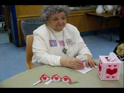 Volunteer Seniors Arts Crafts Youtube