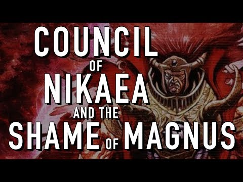 40 Facts and Lore on the Council of Nikaea Warhammer 40K Horus Heresy