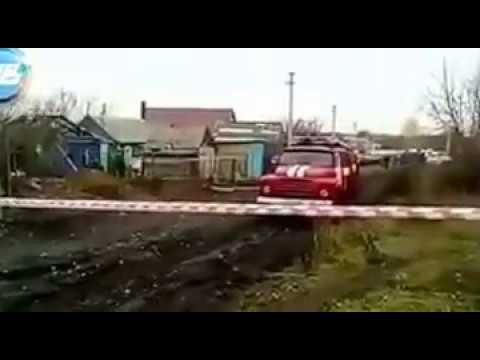Пожар в Эртиле