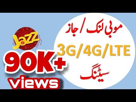 Jazz APN Settings - APN Settings Pakistan