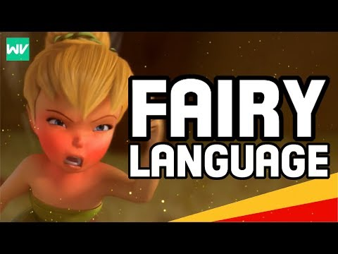 Who Can Understand Tinker Bell?   Peter Pan Theory: Discovering Disney