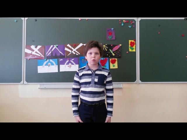 Изображение предпросмотра прочтения – ГлебТрушников читает произведение «Баллада о маленьком человеке» Р.И.Рождественского