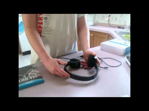 Wii U Turtle Beach NLa Unboxing & Reviews