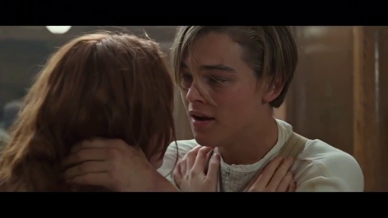titanic scene quotyou jump i jump right� hd youtube