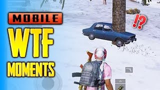PUBG Mobile FUNNY And WTF Moments #8