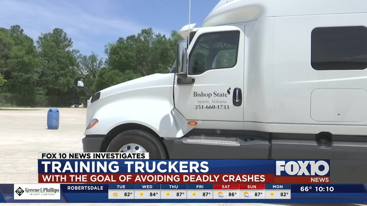 FOX10 News Investigates: Training Truckers