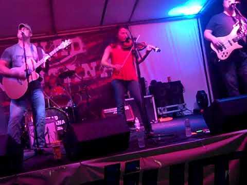 The Chad Montana Band 3 Stone Crab Jam Crystal River Nov  4th 2017