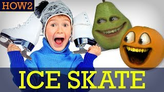 HOW2: How to Ice Skate