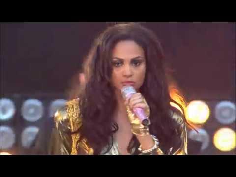 Alesha Dixon - A Concert For Heroes - Drummer Boy (Live)