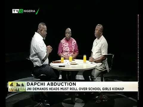 Journalists' Hangout Mar 6th 2018 | #DapchiGirls abduction and the Boko Haram insurgency