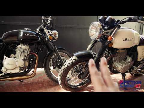Bristol  Motorcycles aka Herald Motorcycles