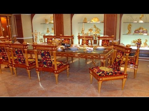 Top Most Expensive Dining Tables In the World Latest Traditional Best Dining Tables 2015