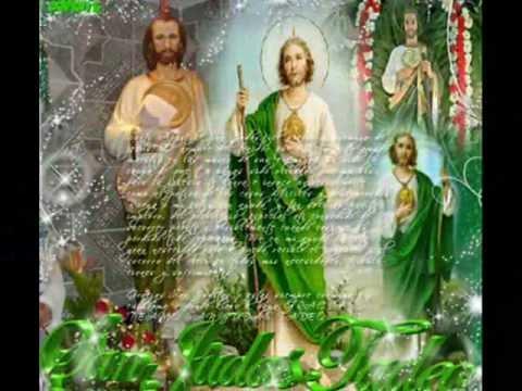 Oracion A San Judas Tadeo Agradecimiento Youtube