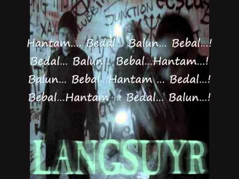 Langsuyr - Bedal (with Lyrics)