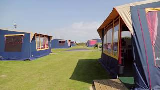 Camping and Caravanning at Trevornick in Cornwall