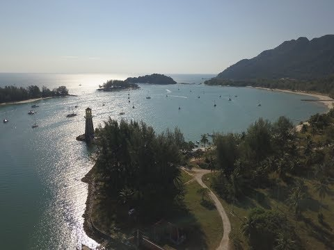 Malaysia - Langkawi Telaga Harbour Marina l [4K]