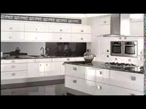 gloss white kitchen cabinets   youtube  rh   youtube com