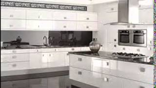 Gloss White Kitchen Cabinets