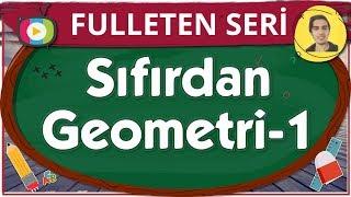 1) Sıfırdan Geometri ✅ Abdül Aziz Gürbüz (2019)