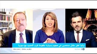 ناصر زهير لDW : الوضع في ادلب يضع فاعلية الناتو على المحك ويجب على الأوروبيين التحرك بسرعة