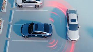 Honda Accord – Cross Traffic Monitor