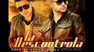J Alvarez Ft Cheka -- La Descontrola (Official Remix)2012....