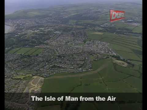 Isle of Man from the Air