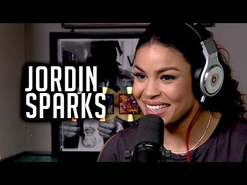 Jordin Sparks talks How Long She Waited to Make Out w/ Sage the Gemini + New Album!