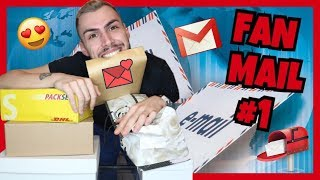 MAIL MAIL ΑΝΟΙΓΩ ΤΑ FAN MAIL #1 | Tsede The Real