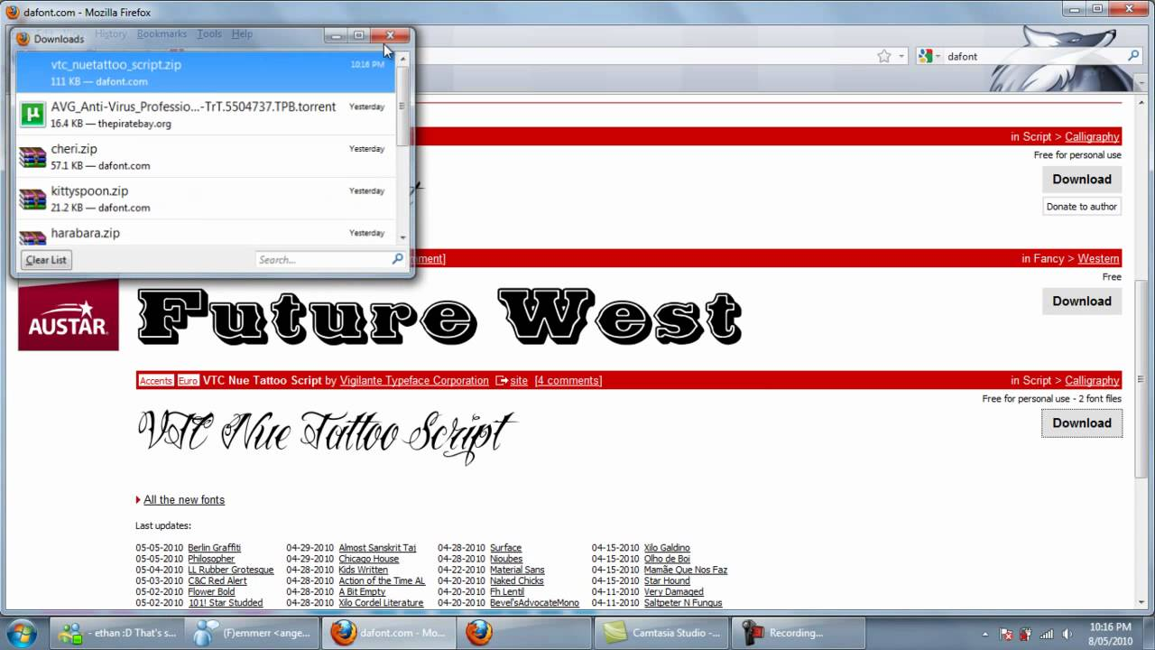 How to download and install custom fonts windows xpvista7 pc how to download and install custom fonts windows xpvista7 pc tutorial youtube ccuart Gallery