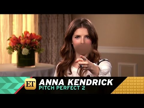 Anna Kendrick and Brittany Snow swearing