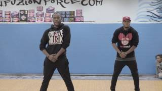 Chris Brown - Party ft. Usher & Gucci Mane #PARTYCHALLENGE | Choreography by @KeithAndre