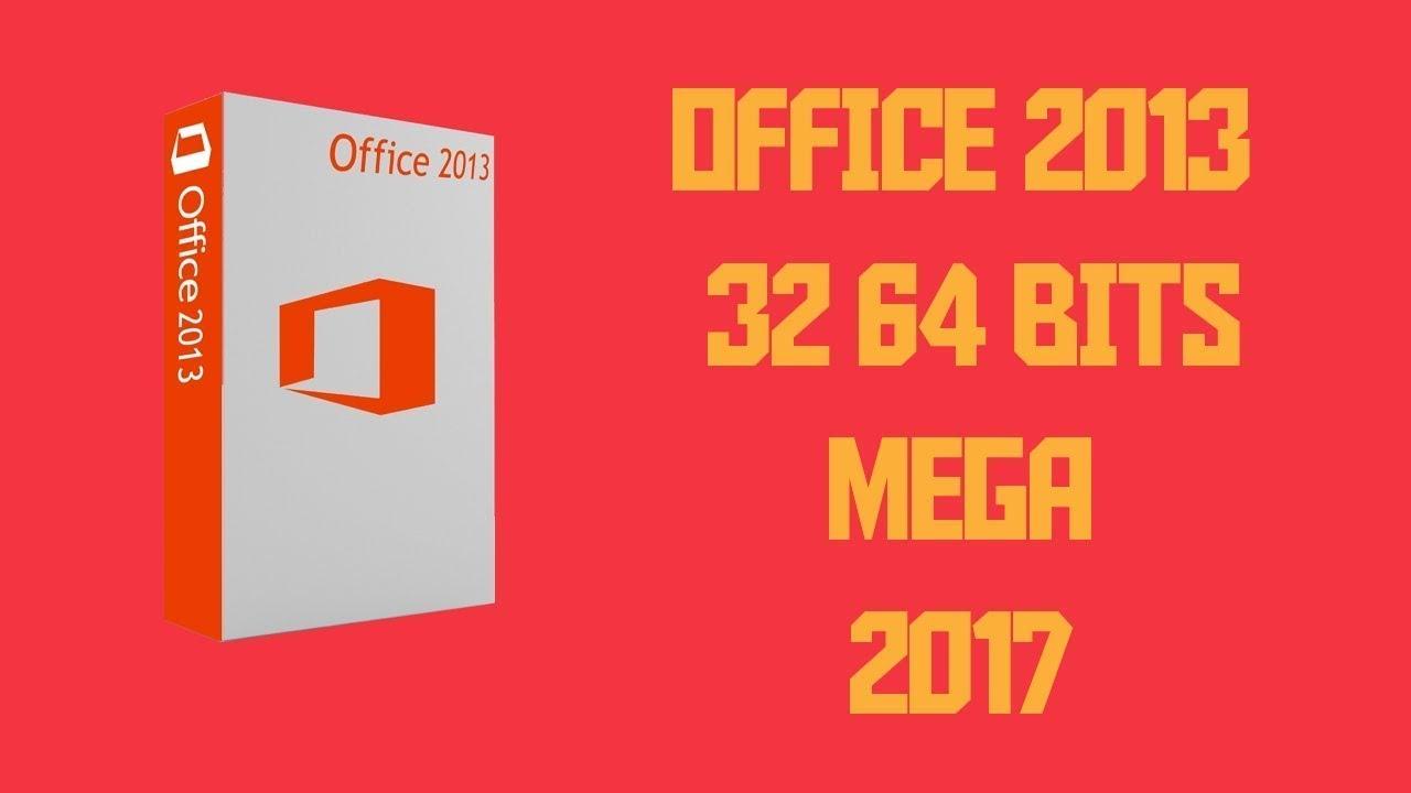descargar office 2013 32 bits full español mega