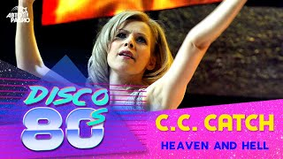 C.C. Catch - Heaven And Hell (Disco of the 80's Festival, Russia, 2008)