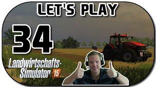 Let's Play Landwirtschafts Simulator 2015 Part 34 Funktioniert der neue Mod?!
