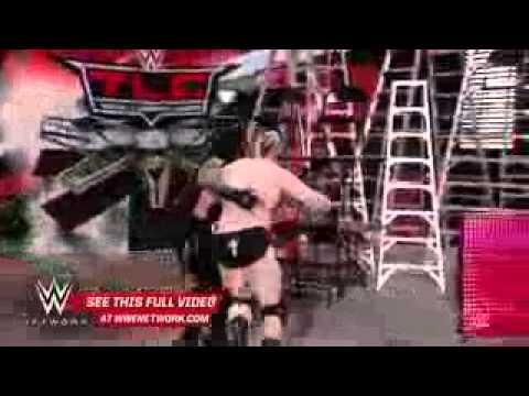 WAPWON COM WWE Network  Roman Reigns vs  Sheamus  WWE TLC 2015