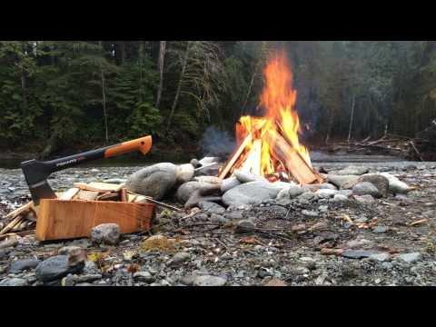 Harris Creek Yule Log