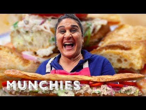 Make The Best Tuna Sandwich with Samin Nosrat of Salt Fat Acid Heat