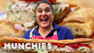 Make The Best Tuna Sandwich with Samin Nosrat of Salt Fat Acid Heat
