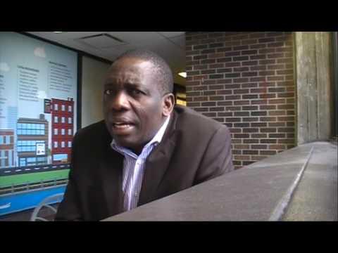 Samuel Oloruntoba - Thabo Mbeki African Leadership Institute - iAffairs Canada