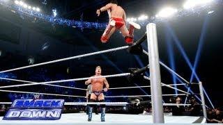 Chris Jericho vs. Alberto Del Rio: SmackDown, June 21, 2013
