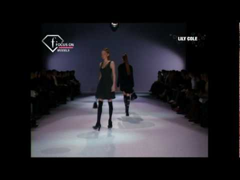 FashionTV - FTV.com - LILY COLE D MANAGEMENT AGENCY MILANO