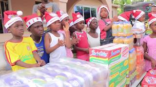 S.M.S foundation donates to the Beacon Home  Orphanage