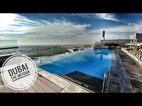 My Dubai Experience - The Meydan Hotel - Filmat Cu LG V20