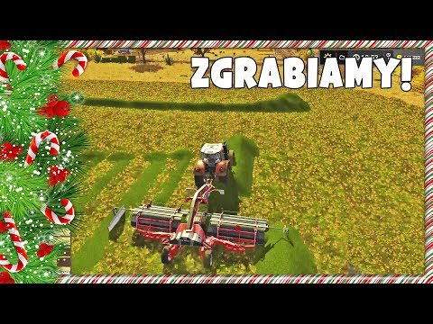 FARMING SIMULATOR 17 - TYLE TRAWY! CO Z TYM ZROBIĆ!