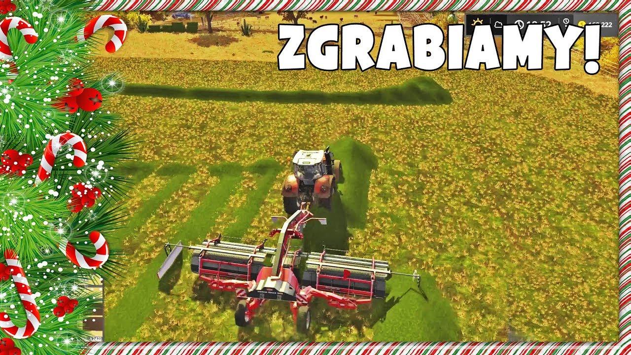 FARMING SIMULATOR 17 – TYLE TRAWY! CO Z TYM ZROBIĆ!