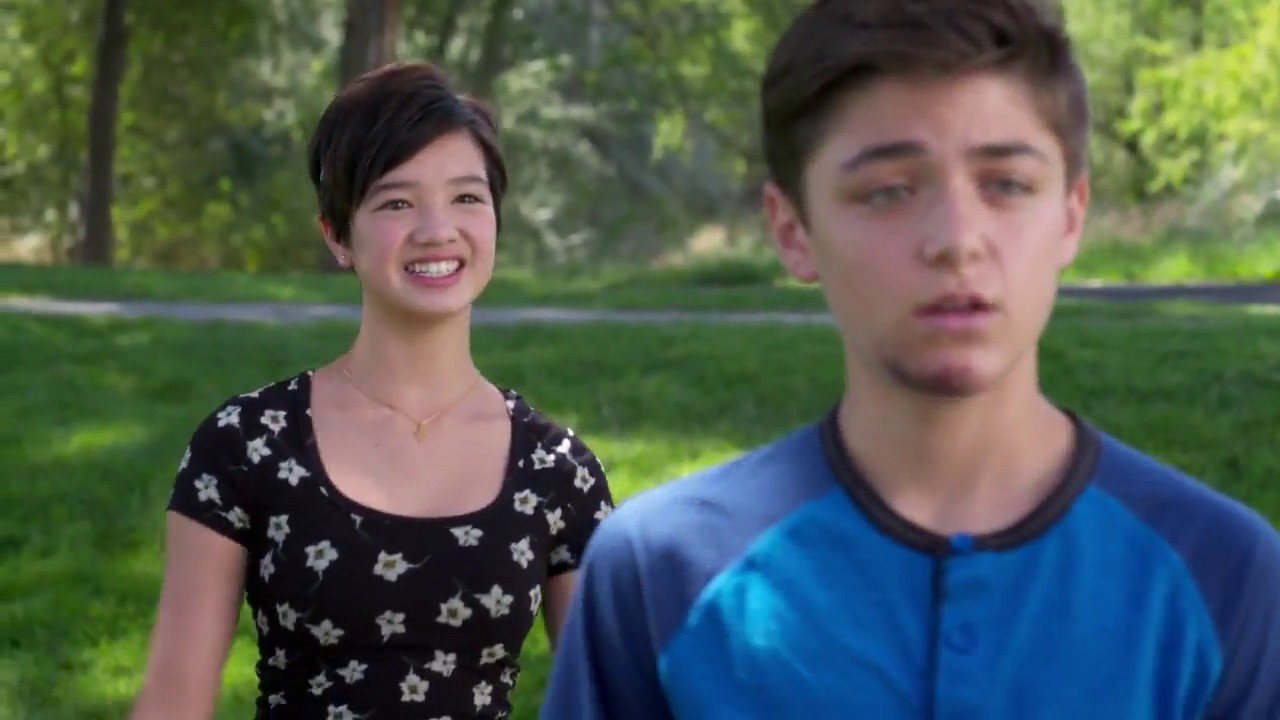 Download Andi Mack - 2x7  Jonah Yet is Mad with Andi - Head Over Heels