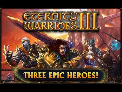 Eternity Warriors 3 Sur Android 4.4.2 By QualQuek